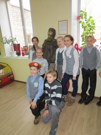 Детям о спасателях, накануне их профессионального праздника