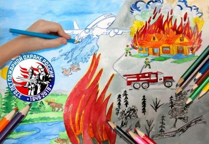 (03.04.19) Работа подразделений добровольной пожарной охраны на территории Смоленской области