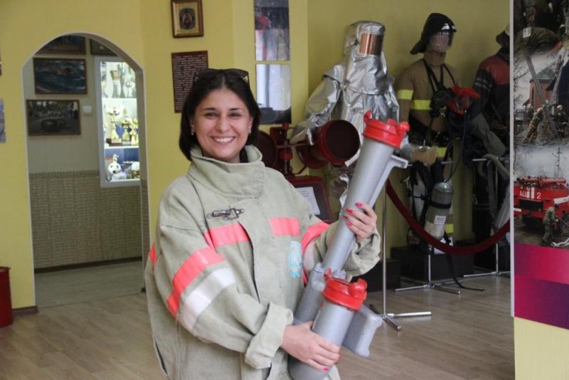 (16.08.2018) В гости к смоленским пожарным