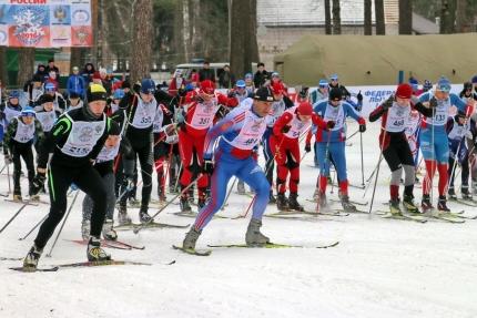 Сотрудники регионального МЧС России примут участие в лыжной гонке «Лыжня России - 2018»