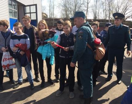 «День открытых дверей» для десногорских школьников
