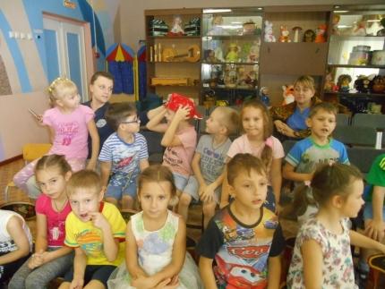 (5.11.18) Детям о пожарной безопасности