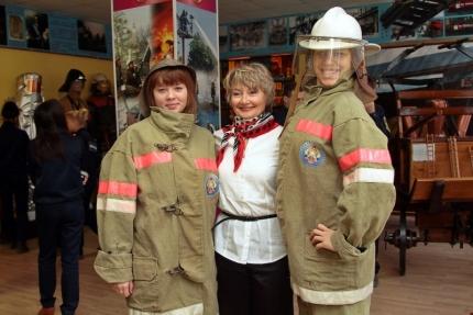 Приглашаем на обновленную экспозицию в Центр противопожарной пропаганды