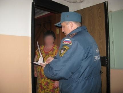 (14.10.19) Профилактические проверки - забота о безопасности людей