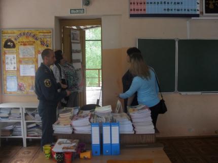 (19.07.2019) Образовательные учреждения Ершичского района готовятся к новому учебному году