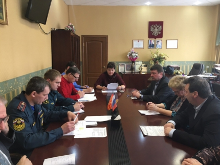 (22.03.19) На заседании КЧС в Вязьме утвержден план противопаводковых мероприятий