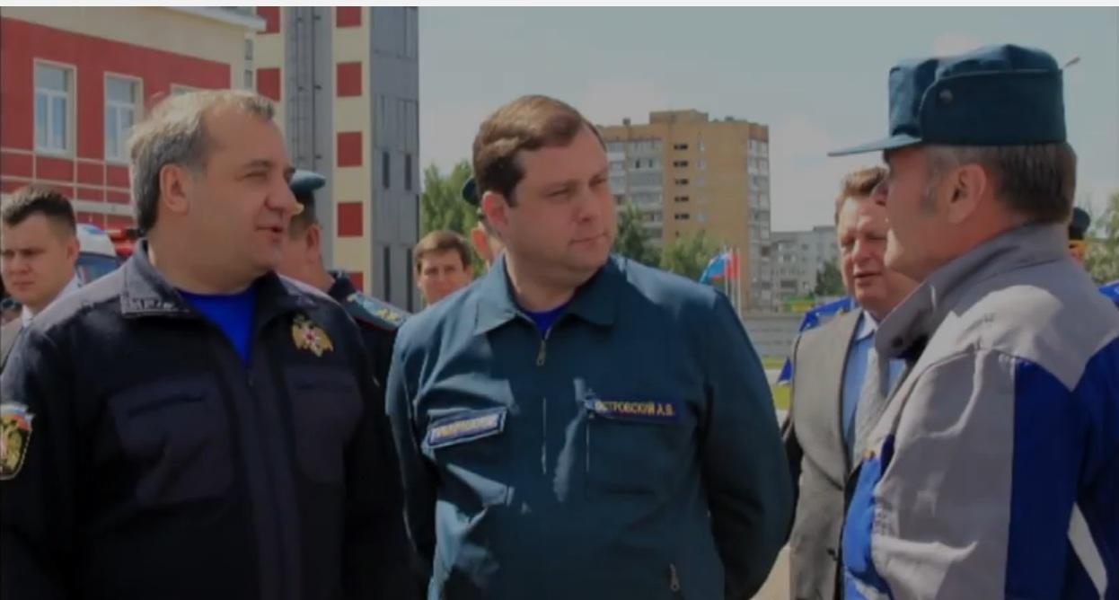 Итоги рабочей поездки министра МЧС России на Смоленщину