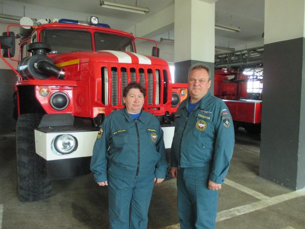 Год пожарной охраны: любовь испытана огнем