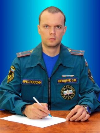 Старший оперативный дежурный Смоленской области вошел в тройку лучших в ЦФО
