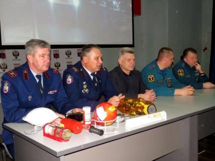Учебно-практический семинар по вопросам пожарной безопасности (05.04.2018)