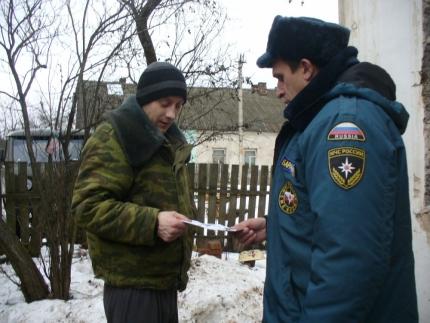 Профилактические рейды в Ельнинском районе