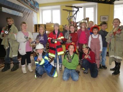 Увлекательная экскурсия в мир пожарной охраны