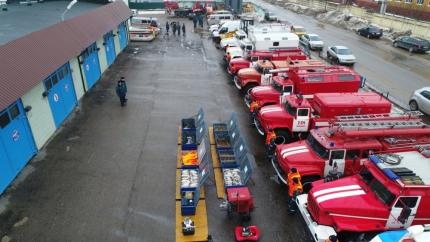 (29.09.19) Смоленская область готовится к рискам осенне-зимнего пожароопасного периода