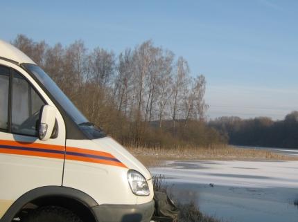 Инспекторы проводят ежедневные патрулирования водных объектов (20.03.2017)