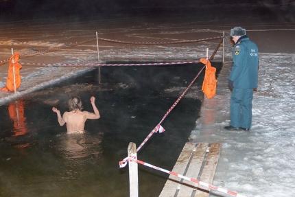 Готовиться к Крещенским купаниям необходимо заранее