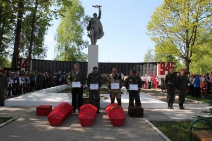 (11.05.2018) Глинковские огнеборцы приняли участие в мероприятиях посвященных Дню Победы