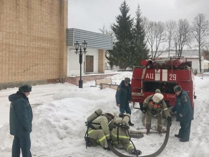 (22.02.19) День пожарной безопасности для смоленских дошколят