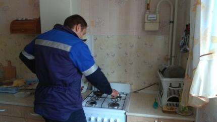 (12.05.2018) На Смоленщине продолжаются совместные проверки газового оборудования