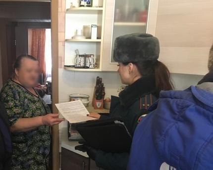 (25.02.19) В Смоленской области продолжаются совместные проверки газового оборудования