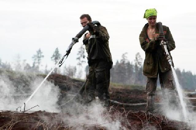 Дела пожарные - это  дело общенародное