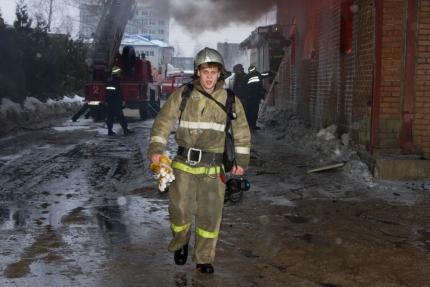 (16.10.19) Иван Аниськович - «Лучший пожарный» Смоленской области