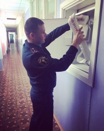 Обеспечение пожарной безопасности объектов для проведения выборов