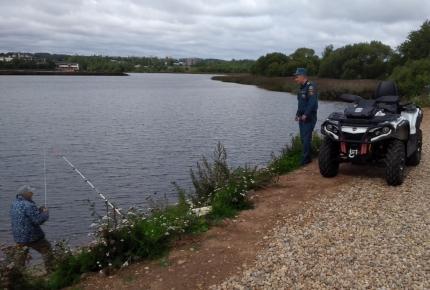 (24.08.19) На повестке дня безопасность людей на водных объектах