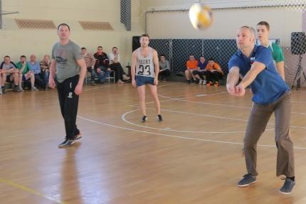 Волейбол, как средство спасения
