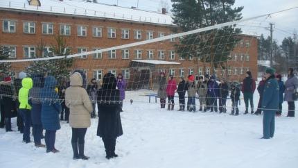 Учебная эвакуация в Демидовской школе-интернате