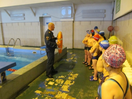 А вы знаете правила безопасного плавания? (6.03.2017)