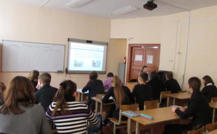 Работа со школьниками - приоритетное направление в профилактике и предупреждении пожаров