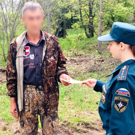 (19.05.19) В Смоленской области проходят рейды по профилактике пожаров в частном секторе