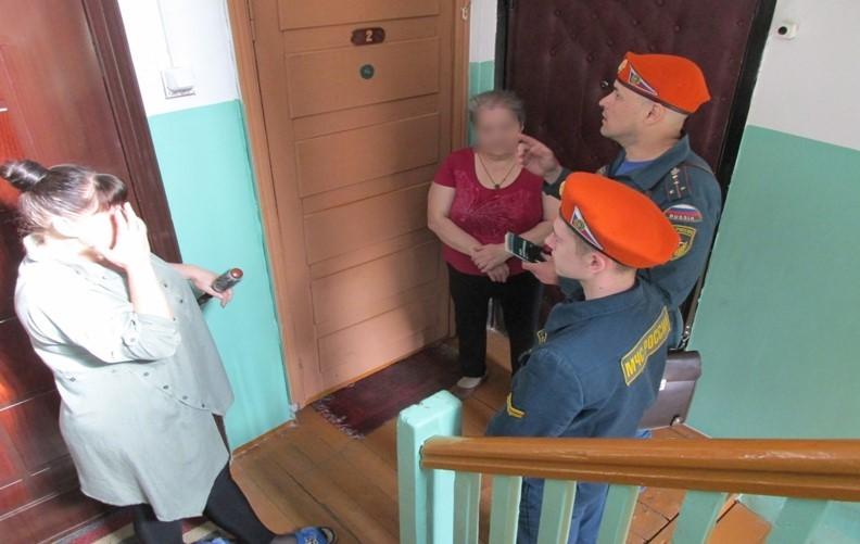 На Смоленщине продолжаются совместные проверки газового оборудования (23.04.2018)
