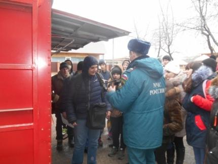 О пожарной безопасности в преддверии новогодних празднико