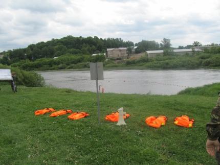 (28.05.19) Проверка готовности пляжей и мест массового отдыха на воде к купальному сезону