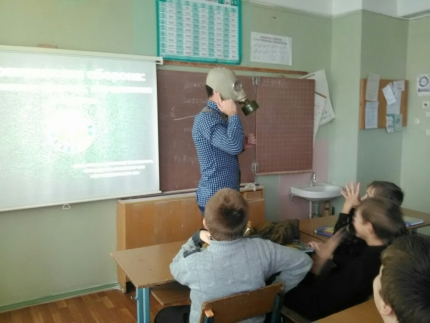 Школьникам Кардымова о безопасности