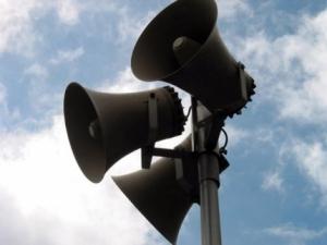 В Смоленской области проверят систему централизованного оповещения (3.03.2017)