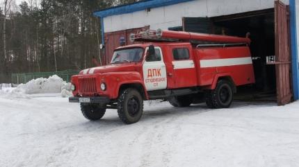 Добровольные помощники пожарных