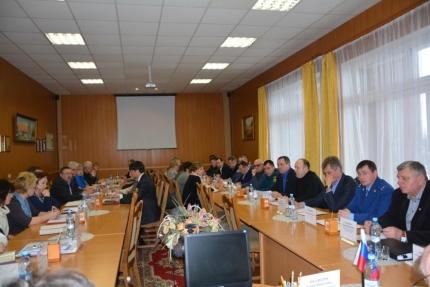 В Рудне обсудили вопросы готовности к проведению выборов Президента Российской Федерации