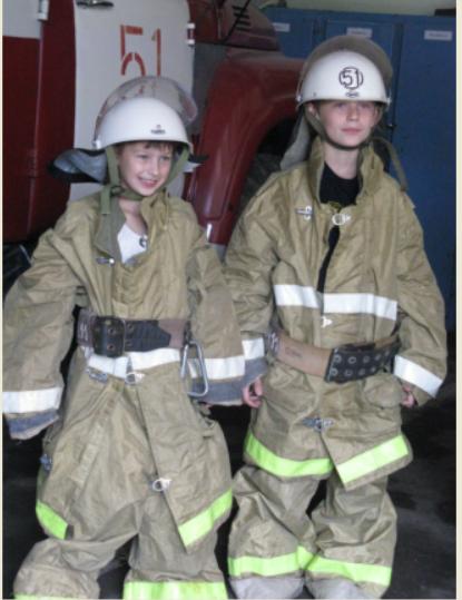 В Год пожарной охраны испытать себя в роли пожарного