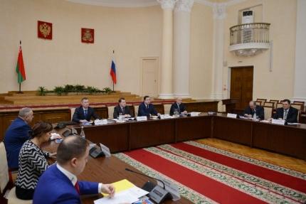 На Смоленщине обсудили меры по снижению дорожно-транспортных происшествий (25.01.2017)