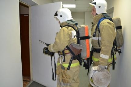 В здании административно-бытового корпуса Смоленской АЭС успешно прошла плановая эвакуация