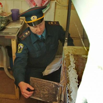 (22.09.19) Наступление холодов горячая пора для сотрудников надзорных органов