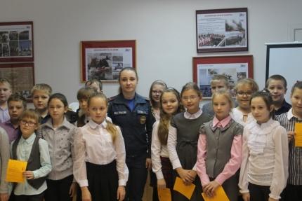 Юбилейная фотовыставка МЧС России