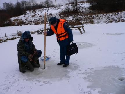 Водные объекты под постоянным контролем сотрудников ГИМС