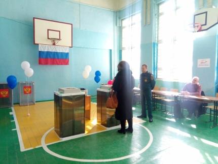 Безопасность выборов на особом контроле МЧС России