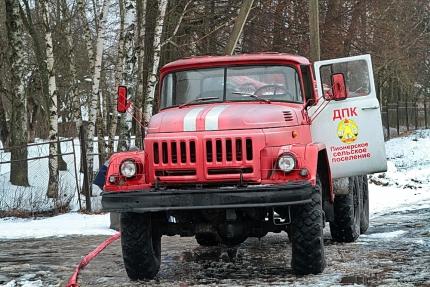 (19.03.19) Работа подразделений добровольной пожарной охраны на территории Смоленской области