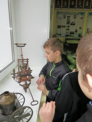 Школьникам о пожарной технике ХIX века