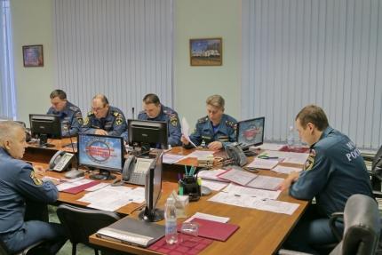 (14.11.18) В Главном управлении МЧС России по Смоленской области состоялось заседание коллегии