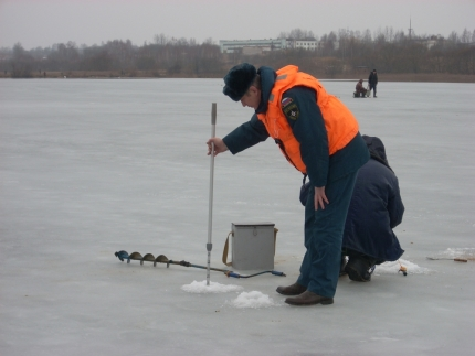 Водные объекты региона под контролем специалистов